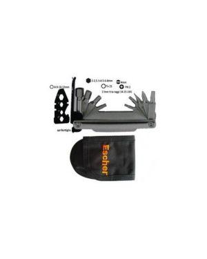Multifunzione bicycle tools con fodero in cordura escher 7258/6_71787