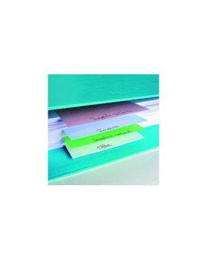 100 separatori orizzontali 105x240mm assort in cartoncino ricicl. 180gr forever 13495B_71844