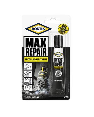 Adesivo universale 20gr bostik max repair trasparente D2260_71942