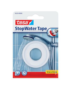 Nastro teflon stop water  12mmx12mt Tesa 56220-00000-00 4042448151971 56220-00000-00_71953 by Esselte