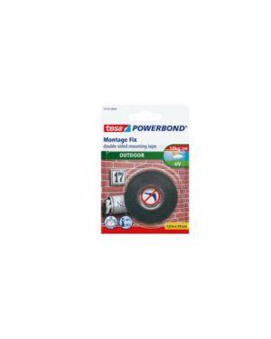 Nastro biadesivo 19mmx1,5mt powerbond esterni tesa 55750-00002-03_71960