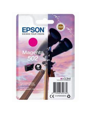 Cart.magenta binocolo 502 serie Epson C13T02V34020 8715946652771 C13T02V34020