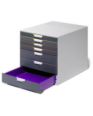 Cassettiera a 7 cassetti varicolor durable 7607-27 4005546701943 7607-27_72069 by Durable