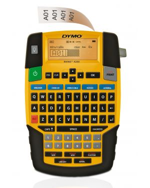 Etichettatrice industriale rhino 4200 dymo S0955990 3501170955994 S0955990_72179 by Dymo