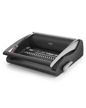 Rilegatrice manuale combbind 200 a dorso plastico gbc 4401845_72207