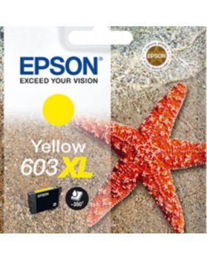 Cart.ink giallo 603xl stella marina Epson C13T03A44020 8715946666723 C13T03A44020
