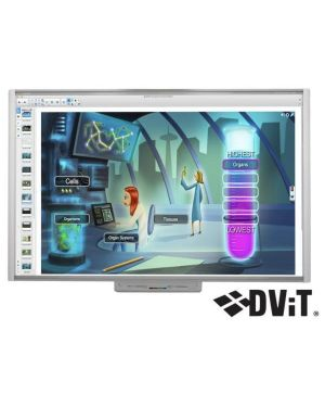 Smartboard sbm685v 88 + portapenne Smart Board SBM685VVPEN  SBM685VVPEN