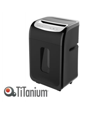 Distruggidocumenti a microframmenti 2502xcd - Titanium - Cod. OS2502Ci 8025133105943 OS2502Ci by Titanium