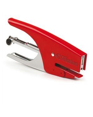 Cucitrice a pinza passo 6 - colore rosso titanium TI0107R 8025133025180 TI0107R_72777 by Esselte