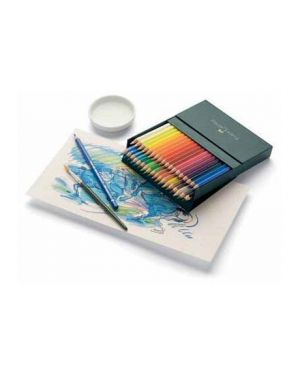 Gift box similpelle 36a durer+penne Faber Castell 117538 4005401175384 117538 by No