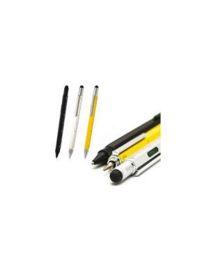 Penna a sfera tool pen™ argento punta m monteverde J035211_72922 by Esselte