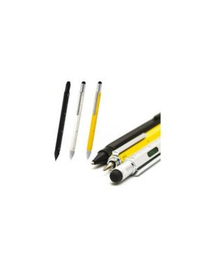 Portamine tool pen™ argento 0,9mm monteverde J035241_72925 by Esselte