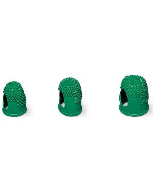 Scatola 10 ditali 77411 laufer 19mm in caucciu&#39 77411 4006677774110 77411
