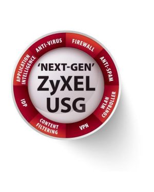 Next-gen security gateway 310 Zyxel USG310-EU0102F 4718937578665 USG310-EU0102F