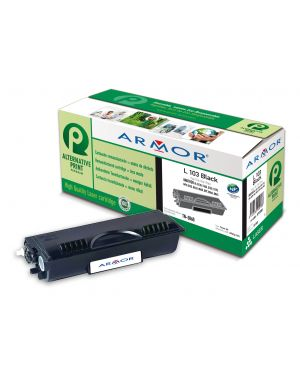 Toner nero armor per brother hl 5130 5140 5150 5170 mfc 8220 8440 8840 dcp K12083 3112539605599 K12083_ARMK12083 by Esselte