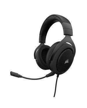 Corsair hs50 stereo  carbon Corsair CA-9011170-EU 843591049795 CA-9011170-EU