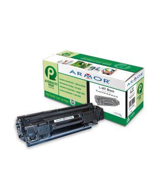 Toner nero armor per hp laserjet p1566, 1601 K15356 3112539604790 K15356_ARMK15356