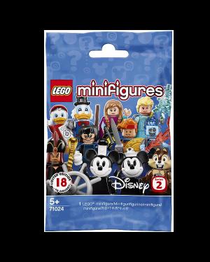 Minifigure - Serie Disney 2 Expo 60 pezzi Lego 71024  71024