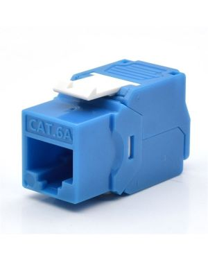 Keystone cat.6a utp tool less blu WP Europe WPC-KEY-6AUP-TL/B 8054392615443 WPC-KEY-6AUP-TL/B