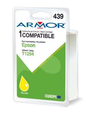 Cartuccia giallo per epsonepson sx425w, stylus office bx305f B12595R1 3112539259938 B12595R1_ARMT1294 by Armor