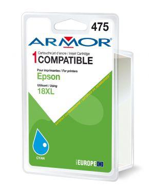 Cartuccia ciano per epson expression home xp205, xp30 B12615R1 3112539275679 B12615R1_ARMT1812 by Armor