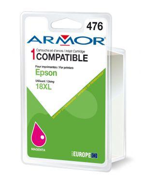Cartuccia magenta per epson expression home xp205, xp30 B12616R1 3112539275686 B12616R1_ARMT1813 by Armor