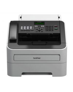 Fax brother 2845 con modem da 33.600 bps cornetta telefonica FAX-2845 4977766712873 FAX-2845_BRO-FAX2845