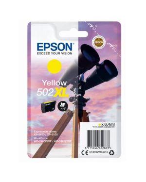 Cart. giallo binocolo 502 xl serie Epson C13T02W44020 8715946652870 C13T02W44020