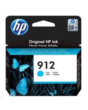 Hp 912 cyan original ink blister HP Inc 3YL77AE#301 192545866729 3YL77AE#301