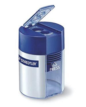 Temperamatite 2 fori c - contenitore per matite grafite noris staedtler 512001 4007817512005 512001 by Staedtler