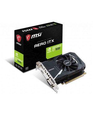 Geforce gt 1030 aero itx 2g oc MSI GT1030-AERO-2G5 4719072520120 GT1030-AERO-2G5