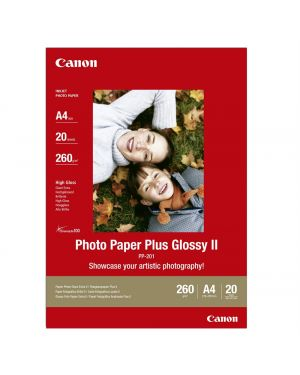 Pp-201 carta fotografica photo CANON - SUPPLIES MEDIA 2311B019 4960999537269 2311B019_CAN2311B019 by Canon