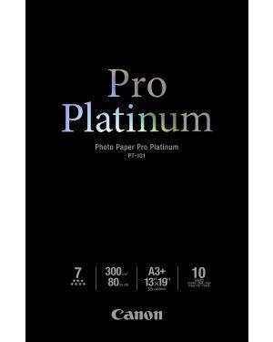 Pt-101 a3  10sh-pro platinum paper Canon 2768B018 4960999575308 2768B018_CAN2768B018