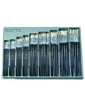 Expo 126 pennelli piatti in setola serie art.577 577300 8000825577390 577300
