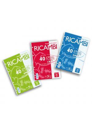 Ricambi forati a5 5mm 80gr quaxima 40fg 80gr pigna 00629045M 8005235204546 00629045M