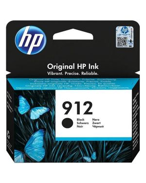 Hp 912 black original ink blister HP Inc 3YL80AE#301 192545866842 3YL80AE#301