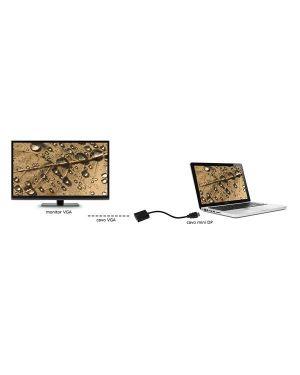 Adattatore displayport-vga m - f Nilox LKADAT19 8028400039392 LKADAT19