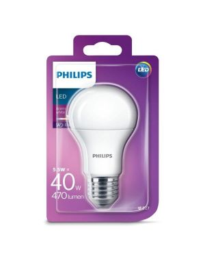 Led goccia smerigliata Philips LED40SM 8718696577097 LED40SM