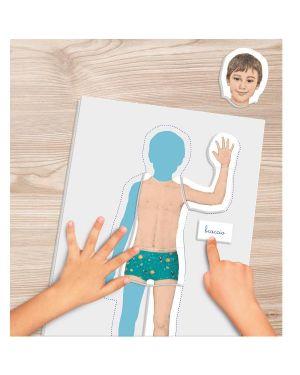 Il corpo umano Clementoni 16103 8005125161034 16103