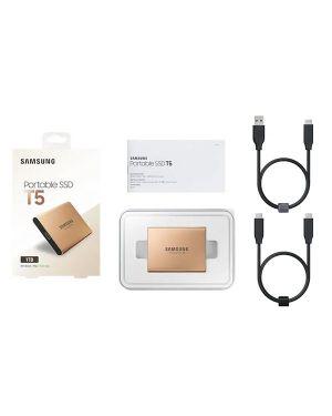 Ssd portatile t5 da 500gb usb3 Samsung MU-PA500G/EU 8801643919412 MU-PA500G/EU