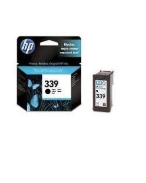 Cartuccia ink nero hp n.339 blister HP Inc C8767EE#301 884962780909 C8767EE#301