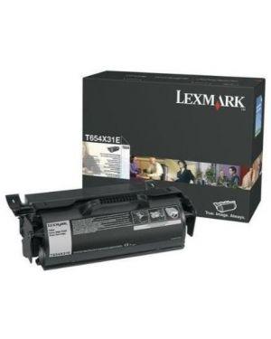 Toner t654 - 656 extra rp 36k corpora Lexmark T654X31E 734646064583 T654X31E