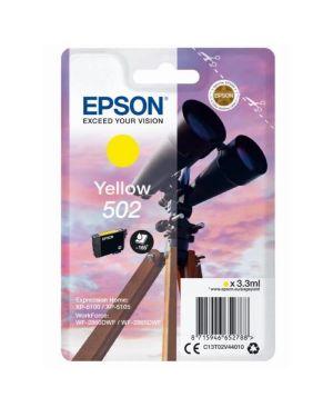 Cart.giallo binocolo 502 serie Epson C13T02V44020 8715946652795 C13T02V44020