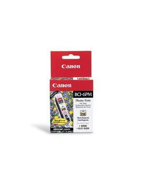 Refill magenta foto bjc8200 s800 (x bc50)(non utilizzare con bci5 4710A002 4960999864709 4710A002_CANINKBCI6PM