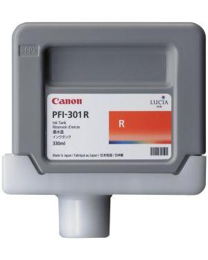Serbatoio rosso pfi-301r    singolo Canon 1492B001AA 4960999391816 1492B001AA_CANINKPF301R by Esselte