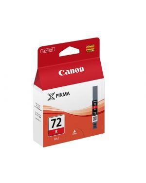 Serbatoio inchiostro rosso pgi-72 r 6410B001 4960999902296 6410B001_CANINKPGI72R