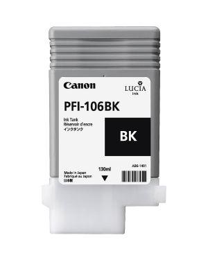 Cartuccia ink pfi-106 nero 6621B001AA 4960999909509 6621B001AA_CANINPFI106BK