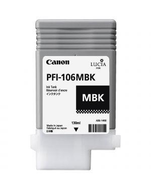 Cartuccia ink pfi-106 nero matte 6620B001AA 4960999909493 6620B001AA_CANINPFI106MBK