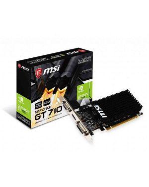 Msi geforce gt 710 1gd3h lp MSI GT710-1GD3H-LP 4719072448226 GT710-1GD3H-LP