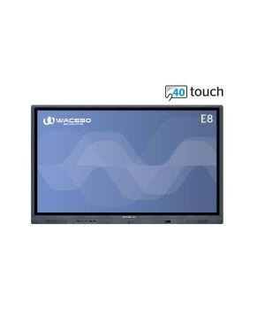 Monitor interattivo e8 4k Wacebo DBLWE-E8-86-4K 8053830260856 DBLWE-E8-86-4K